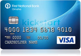 The Kickstart Secured Visa Card